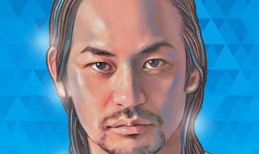Tetsushi Hiroyama (RYUKYUDISKO)