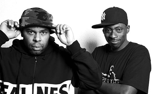 Pete Rock&C.L.Smooth