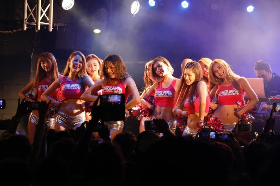 17/7/14(fri)GIRLS FESTIVAL×CYBERJAPAN DANCERS〜Summertime Forever RELEASE PARTY〜