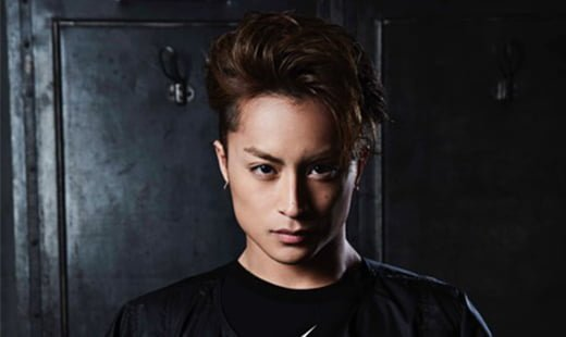 ALAN SHIRAHAMA(GENERATIONS from EXILE TRIBE)
