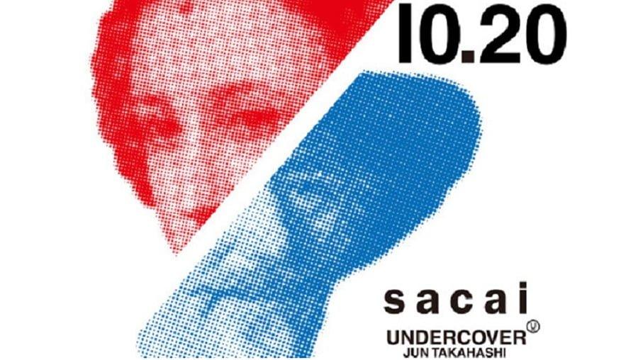 Amazon Fashion 10.20 sacai/UNDERCOVER PARTY