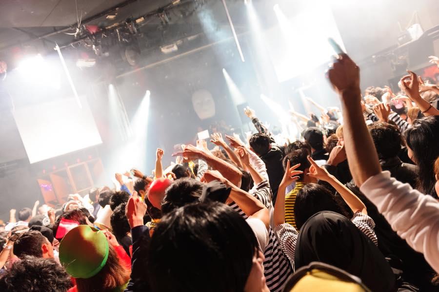 17/10/31(tue) PASSOA Presents VISION HALLOWEEN PARTY 2017 〜NEO WONDERLAND〜DAY4