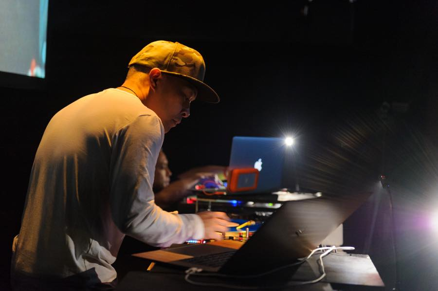 "18/02/16(fri) Technics Presents ""Rediscover Music"""