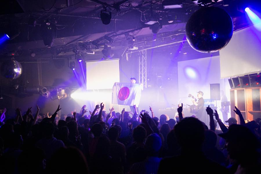 17/12/02(sat) Make Some Noise TDME edition