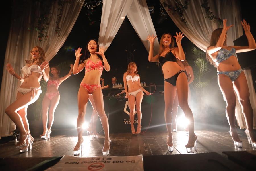 "18/07/13(fri) GIRLS FESTIVAL x BIKINI NIGHT ""SUMMER SUMMER"" release party"