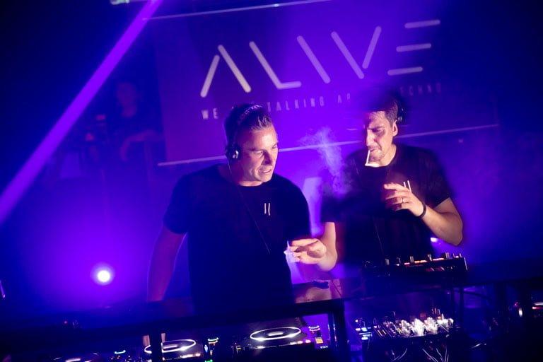 19/05/17 (SAT)『ALIVE presents ACCUTRON feat.  PAN POT(4hrs long set)』