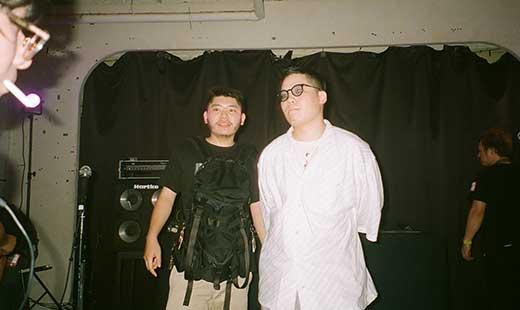 SHOTA TAMADA<br>&<br>野崎くん