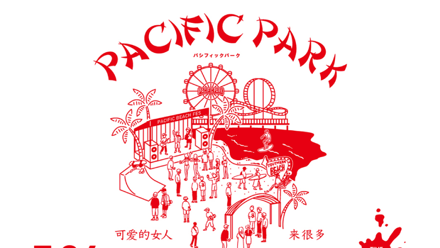 PACIFIC PARK Day1