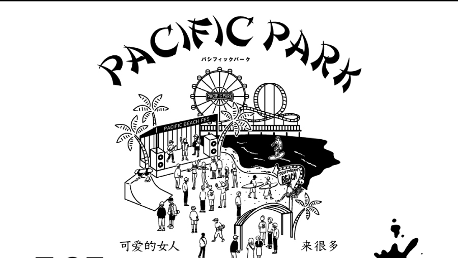 PACIFIC PARK Day2