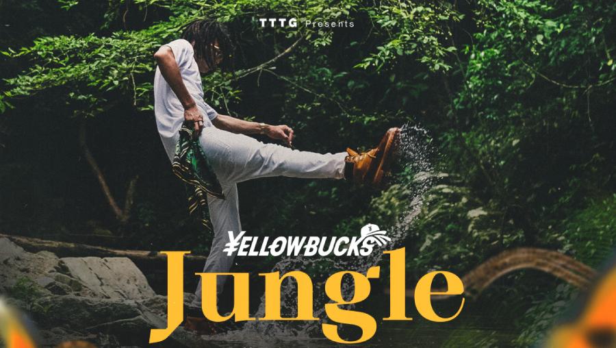 "¥ellow Bucks ""Jungle Official Release Party"