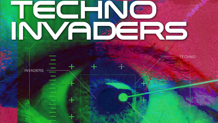 TECHNO INVADERS  EDGE HOUSE