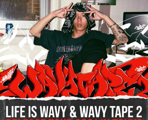 LIFE IS WAVY & WAVY TAPE 2 RELEASE TOUR 2021