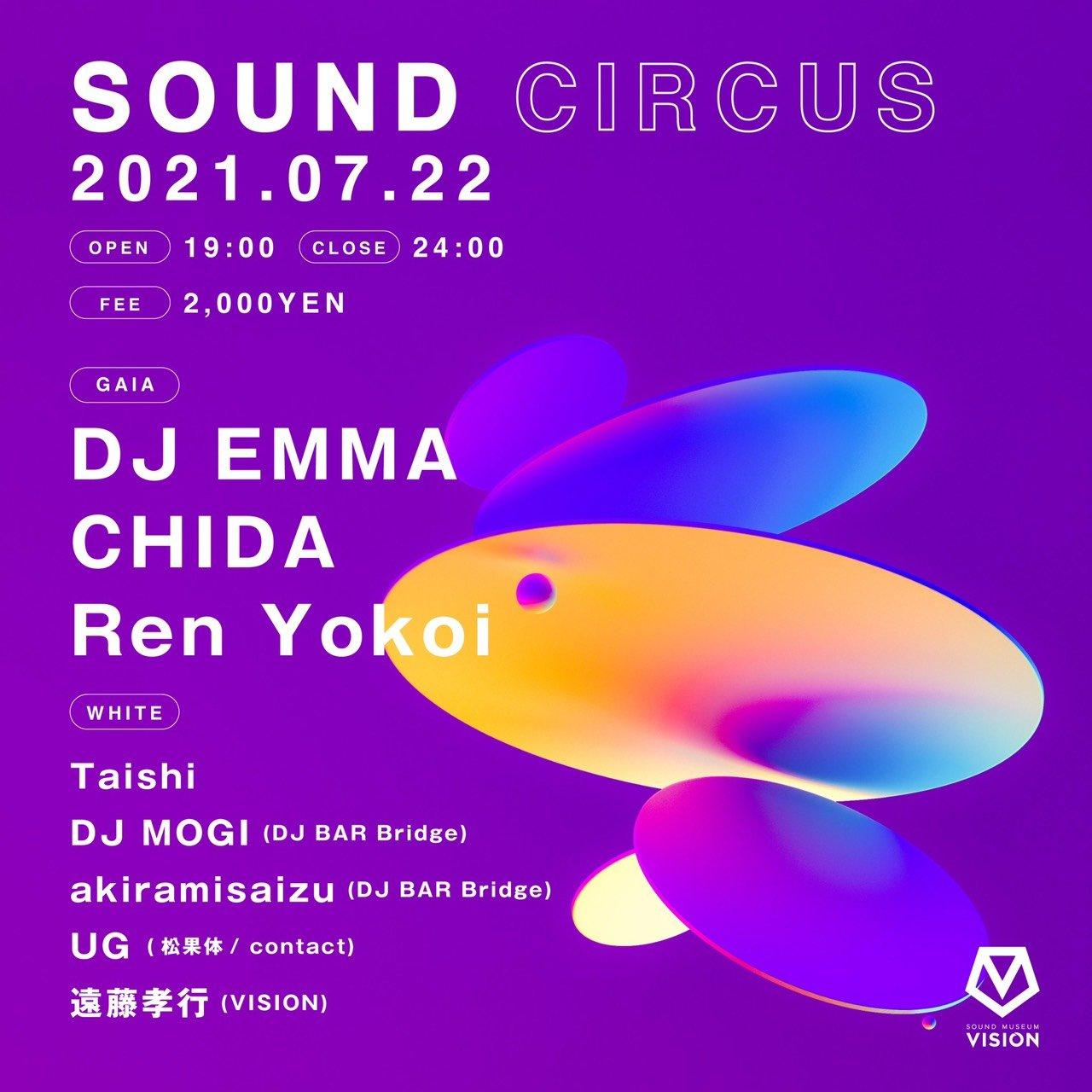SOUND CIRCUS