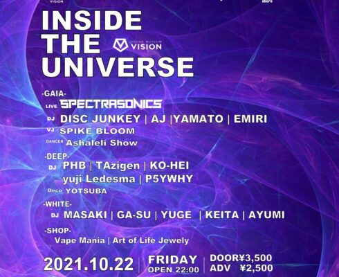 INSIDE THE UNIVERSE